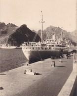 SANTA CRUZ DE TENERIFE 1956 Photo Amateur Format Environ 7,5 Cm X 5,5 Cm - Lugares