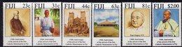 Fiji 1994 150th Anniversary Of Catholic Missionaries Set Of 6, MNH, SG 900/5 (BP2) - Fiji (1970-...)