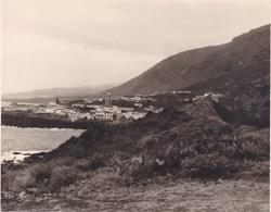 TENERIFE GARACHICO 1956 Photo Amateur Format Environ 7,5 Cm X 5,5 Cm - Lugares