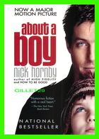 AFFICHES DE CINÉMA - FILM, ABOUT A BOY BASED ON NICK HORNBY'S NATIONAL BESTSELLER - - Affiches Sur Carte