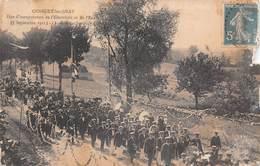 Chargey Les Gray - Fête D'inauguration De L'électricité Et De L'eau En 1911 - En L'état - Sonstige Gemeinden