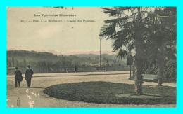 A780 / 459 64 - PAU Boulevard Chaine Des Pyrénées - Pau