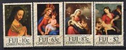 Fiji 1995 Christmas Set Of 4, MNH, SG 934/7 (BP2) - Fiji (1970-...)
