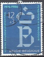 Belgium 1986 - Mi.2256 - Used - Oblitéré - Belgien