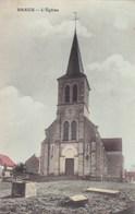 Alpes De Haute-Provence - Braux - L'église - France