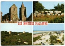 Les Moitiers D'Allonne (Manche) - Unclassified