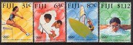 Fiji 1996 Centenary Of Modern Olympics Set Of 4, MNH, SG 951/4 (BP2) - Fiji (1970-...)