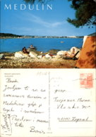MEDULIN,CROATIA POSTCARD - Croazia