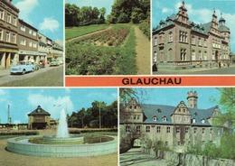 GLAUCHAU- VIAGGIATA   -F.G - Glauchau