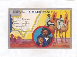 Colonies Françaises  -  LA  MAURITANIE - Mauritania