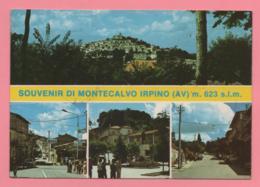 Souvenir Di Montecalvo Irpino - Avellino