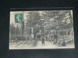 JOINVILLE LE PONT   / 1907 /    VUE  ECOLE LE PARANGON  ....   / CIRC /  EDITION - Joinville Le Pont