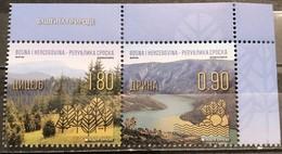 Bosnia And Hercegovina, Republic Of Srpska, 2019, Nature Protection (MNH) - Bosnia Herzegovina