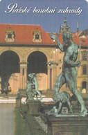 REPUBLICA CHECA. Prague Baroque Gardens-Valdštejnska Zahrada. C349A, 61/11.00. (126) - República Checa