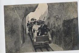 LUNA PARK: Scenic Railway - Passage Du Col Du Massif De Fikes Peak - ND 16 (manège) - Spectacle