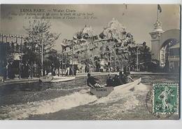 LUNA PARK: Water Chute - Arrivée D'un Bateau - ND 75 (manège) - Spectacle