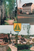 KAYNA- VIAGGIATA  -F.G - Zeitz