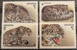 Kyrgizstan, 1994, Mi: 22-25 (MNH) - Kirgizië