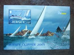 2000  Jersey Clipper  ** MNH - Jersey