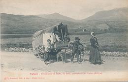 TALLARD - N° 1870 - BOHEMIENS EN ROUTE AU FOND CONTREFORTS DE CEUZE ( 2019 M ) (ATTELAGE A CHIENS) - Other Municipalities