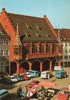 FREIBURG IM BREISGAU-HISTORISCHES KAUFHAUS-NON VIAGGIATA  -F.G - Freiburg I. Br.