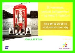 """SÉRIE TV - """" TELE DANMARK """" - NEWBIE CARD No 323423 - - Séries TV"""