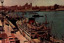 CADIZ - Muelle - Vista Parcial - Cádiz