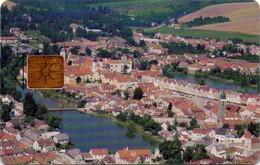 REPUBLICA CHECA. City Telč. C311, 15/04.00. (067) - República Checa