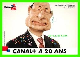 "SÉRIE TV - "" CANALPUS A 20 ANS "" - 1984-2004 - LA SEMAINE DES GUIGNOLS - ROBERTO BATTISTINI - - Séries TV"