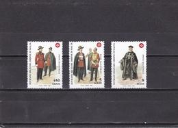 Orden De Malta Nº 576 Al 578 - Malta (la Orden De)