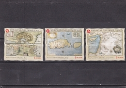 Orden De Malta Nº 582 Al 584 - Malta (la Orden De)