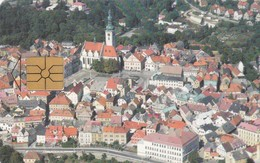 REPUBLICA CHECA. City - Tábor. C327, 34/07.00. (128) - República Checa