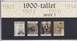 Denmark, SM 36, Souvenir Folder, 1900th Century, Serie 1, 2000      Postal Value 19,50 Kr - Dinamarca