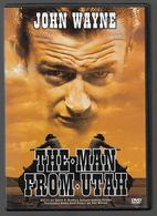 The Man From Utah  Dvd - Western/ Cowboy