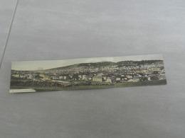 Cp Vue Panoramique  De La Chaux De Fonds  Format  43cm De Long Sur  9 Cm De Largeur - NE Neuchâtel
