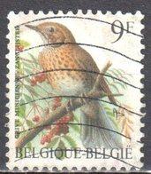 Belgium 1991 - Birds - Mi.2478 - Used - Oblitéré - Belgium