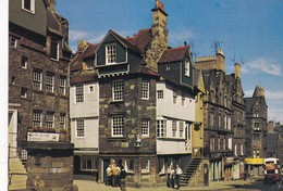 1970'S CPA- JOHN KNOX'S HOUSE, EDINBURG. DIXON - BLEUP - Midlothian/ Edinburgh