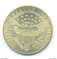 U.S.A. 10 Dollars 1802 COPY - Zonder Classificatie