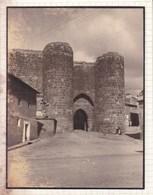 ALMAZAN 1935  Photo Amateur Format Environ 7,5 Cm X 5,5 Cm - Lugares