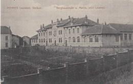 CARTE ALLEMANDE - GUERRE 14-18 - PIENNES - VERDUN (MEURTHE & MOSELLE) - ECOLE ET MAIRIE - HÔPITAL - Guerre 1914-18