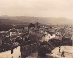 SEGORBE 1935  Photo Amateur Format Environ 7,5 Cm X 5,5 Cm - Lugares