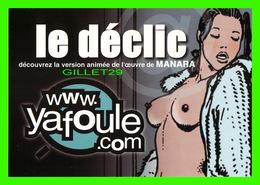 SÉRIES TV - LE DÉCLIC, VERSION ANIMÉE DE MANARA - YAFOULE.COM - - Séries TV