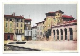 Gaillac La Place Restaurée - Gaillac