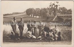 Lietuva, Anykščių Arba Molėtų Rajonas, Prie Virintos Upės, Apie 1930 M. - Lituanie