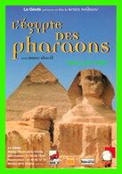 AFFICHES DE CINÉMA - L'ÉGYPTE DES PHARAONS AVEC OMAR SHARIF, FILM DE BRUCE NEIBOUR - LA GÉODE - - Affiches Sur Carte