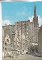 1970'S CPA- THE GRASSMARKET, EDINBURGH, MIDLOTHIAN. ARTHUR DIXON - BLEUP - Midlothian/ Edinburgh