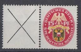 DR Zdr. Minr.W36 Mit Falz - Deutschland