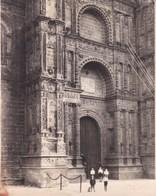 PLASENCIA Cathédrale 1929 Photo Amateur Format Environ 7,5 Cm X 5,5 Cm - Lugares