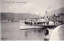 Lombardia - Brescia - Salò - Lago Di Garda  Nuovo Imbarcadero - - Brescia