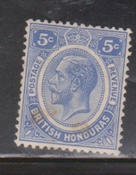 BRITISH HONDURAS Scott # 97 MH - KGV Definitive - British Honduras (...-1970)